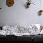 stevige slaapbank